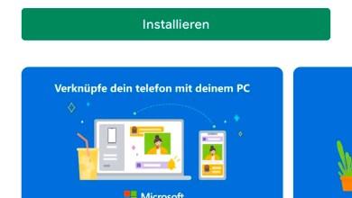 Microsoft Your Phone Companion Windows