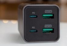 RavPower PD Pioneer 65W USB-C-Desktop Ladegerät