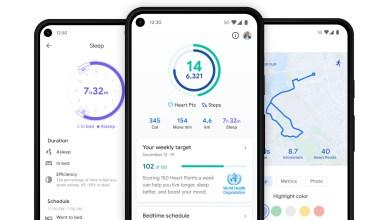 Google Fit-App
