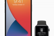 Apple iPhone Watch Unlock
