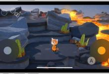 Apple iPhone Virtual Game Controller iOS 15