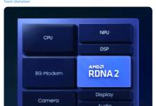 Samsung Exynos 2200 AMD GPU