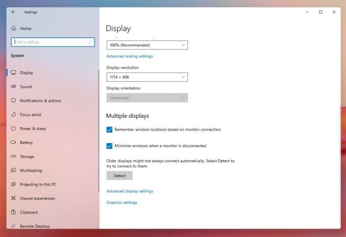 Windows 11 Multi-Monitor-Support