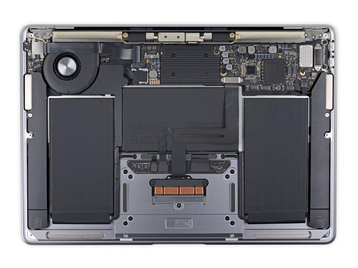 Apple MacBook Air Intel-Chipsatz