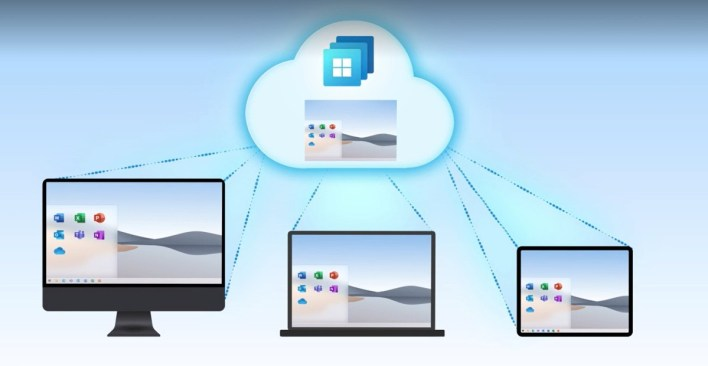 Microsoft Windows 11 Streaming