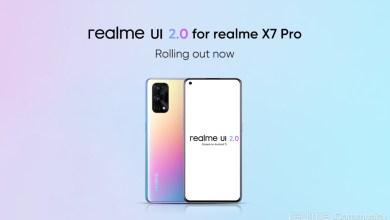 Realme X7 Pro Android 11