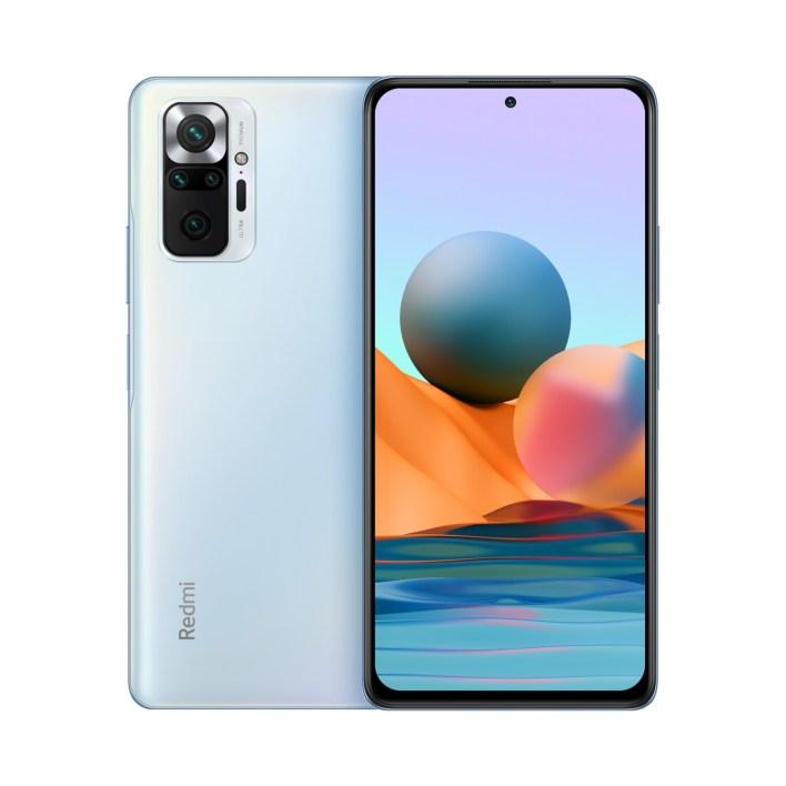Xiaomi Redmi Note 10 Pro 64gb blau