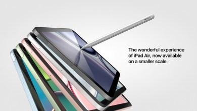 Apple iPad mini 6 Renderings