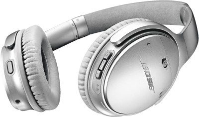 Bose QuietComfort 35 II Wireless schwarz silber