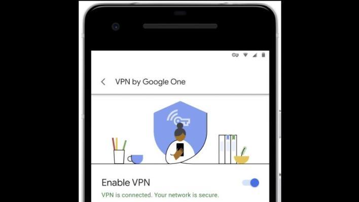 Google One VPN