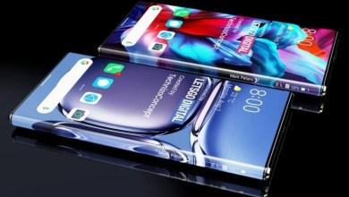 Huawei Arc Display Konzept