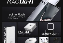 Realme Flash MagDart
