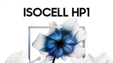 Samsung ISOCELL HP-1-Sensor