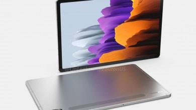 Samsung Galaxy Tab S8 Renderings