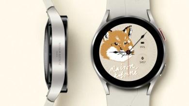 Samsung Galaxy Watch4 Kitsune Edition
