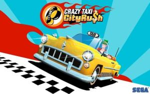 Crazy Taxi game SEGA