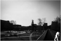 Zeche Zollverein Gelände