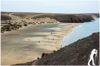 Lanzarote Papagayo-Beach