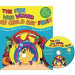 Book for children - healthy food choices - The Fish Who Wished He Could Eat Fruit