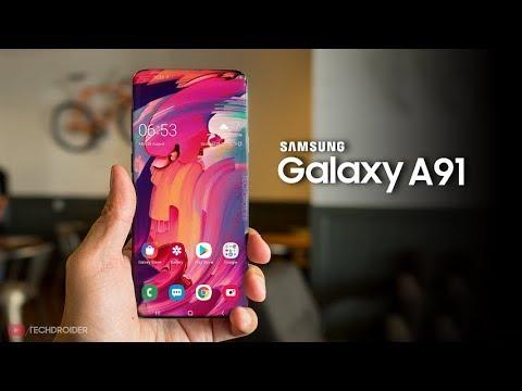 Samsung a91