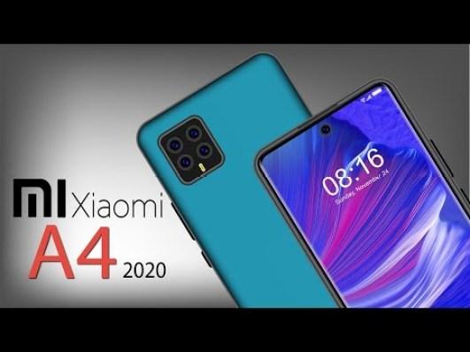 Xiaomi Mi A4 2020