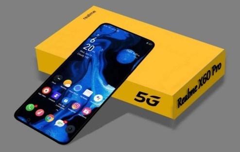 Realme X60 5G 2020