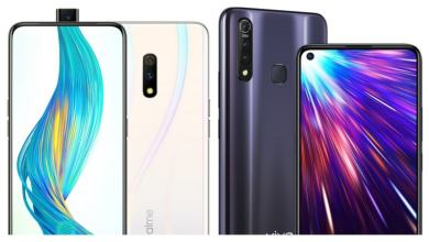 Photo of Realme X vs Vivo Z1 Pro Specifications and Price