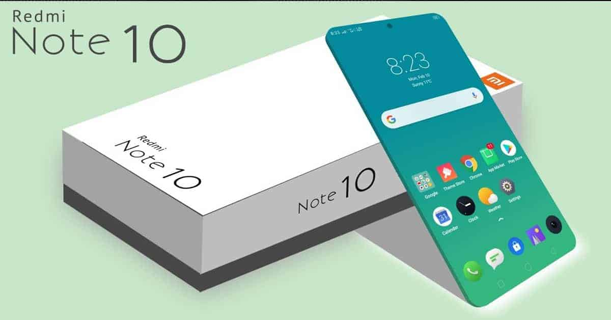 Xiaomi Redmi Note 10 release date and price