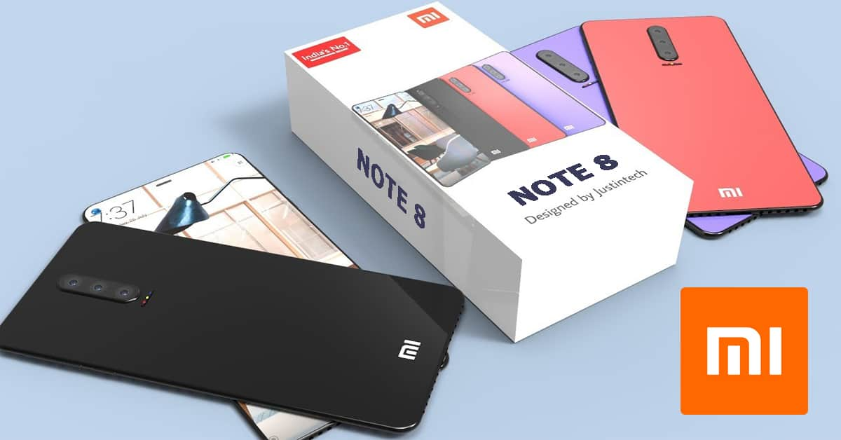 Xiaomi Redmi Note 8 release date and price