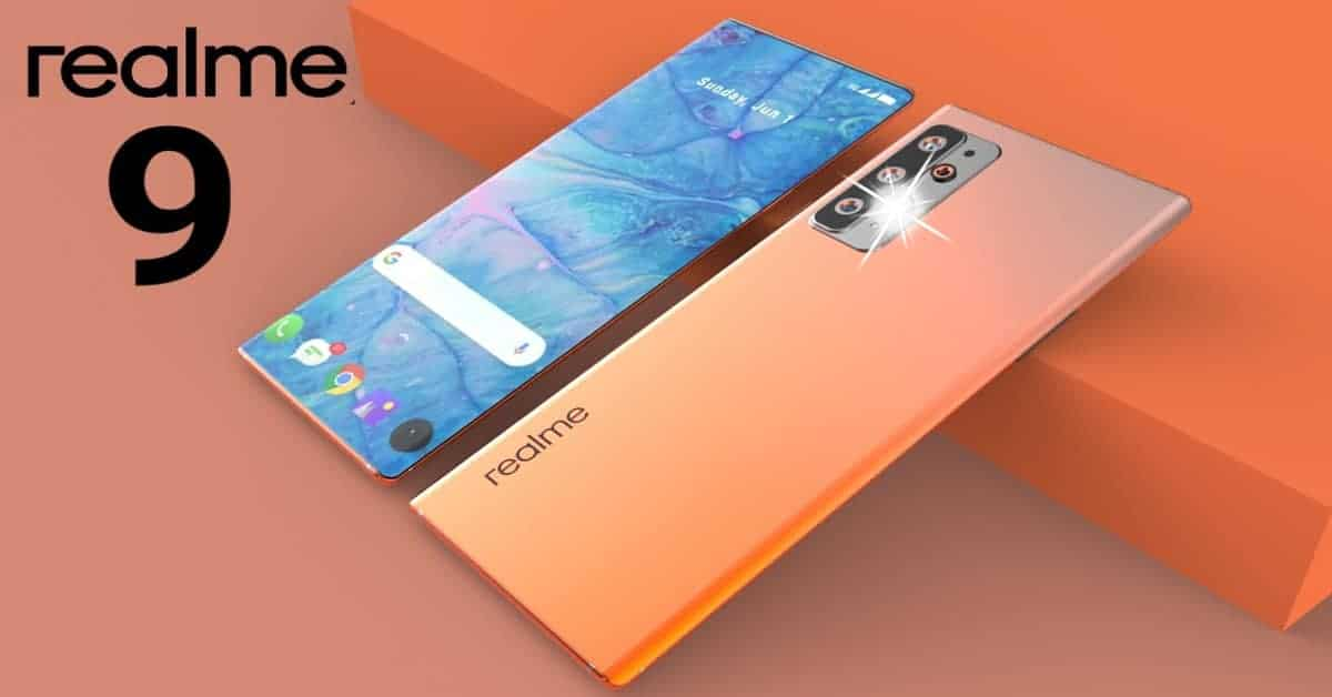 Realme 9 release date and price