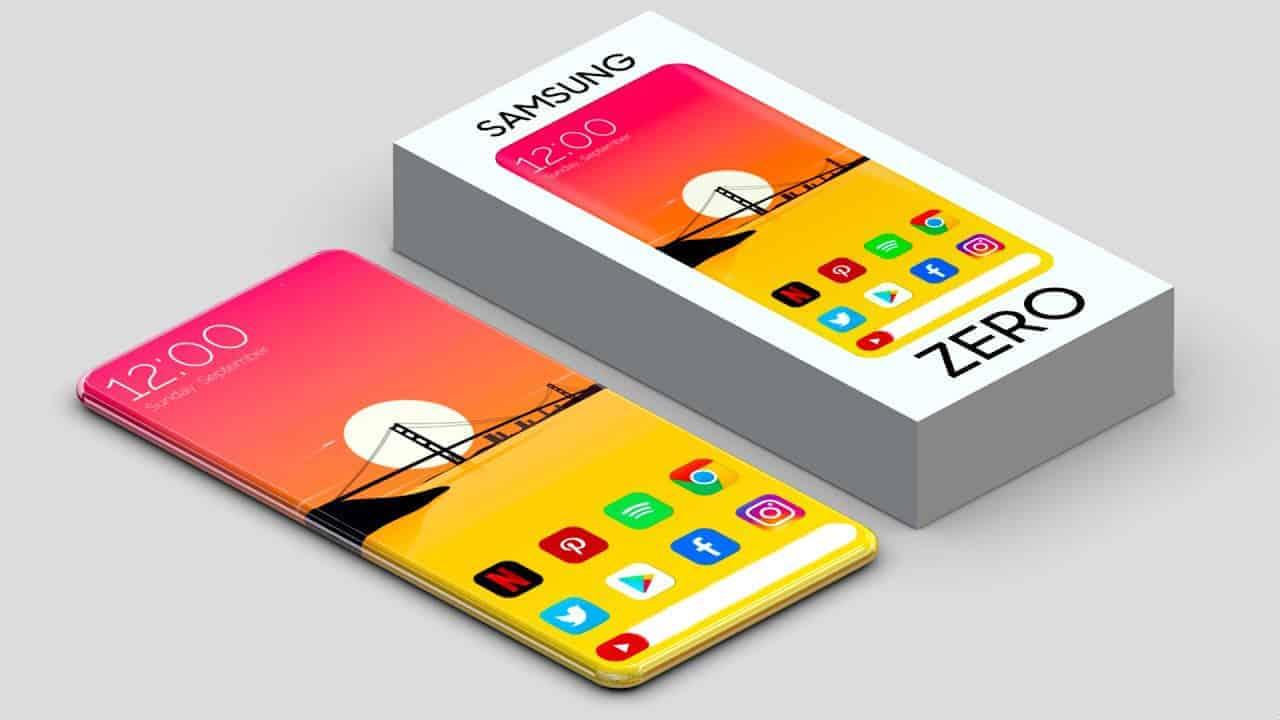 Samsung Galaxy Zero Ultra release date and price
