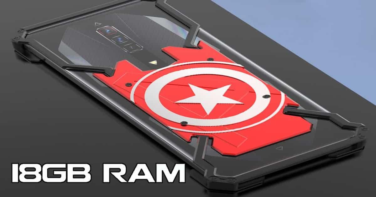 Top gaming phones July 2021: 18GB RAM, 6000mAh battery!
