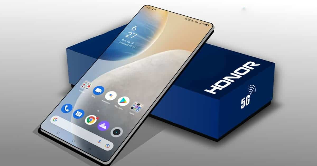 Honor X20 5G release date and price