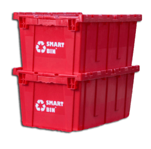 Reusable Environmentally friendly moving bins