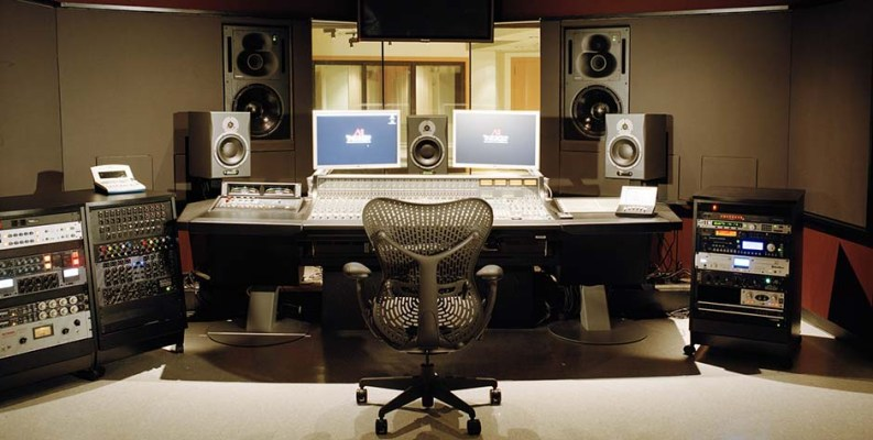 home studio for rappers