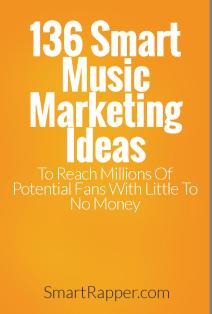 136 Smart Music Marketing Ideas Cover