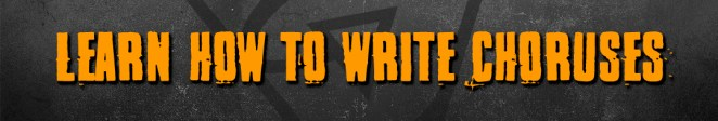 Learn how to write choruses