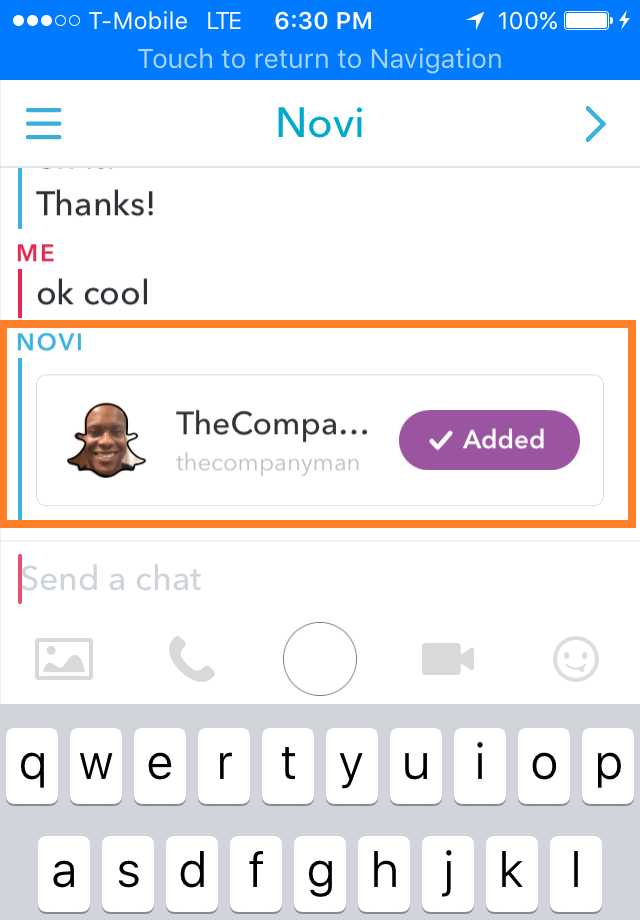 How To Suggest On SnapChat 4
