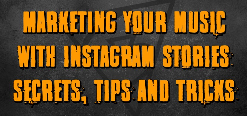 Marketing Your Music With Instagram Stories