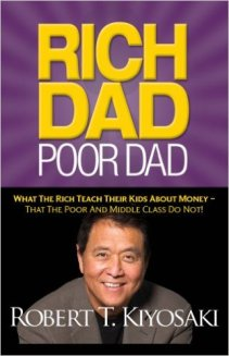 rich dad poor dad book cover