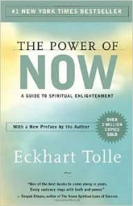 the power of now to learn how to be happy
