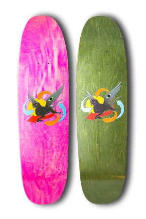 Smartr Device Skateboards - Panther