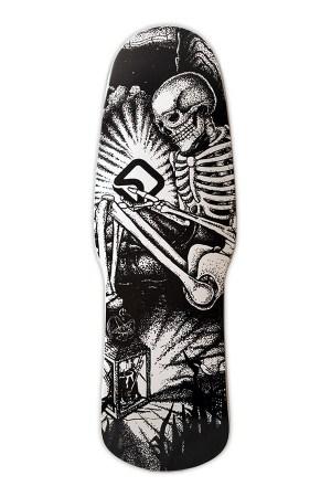 Screen Death Skateboard