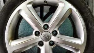 Alloy wheels repair