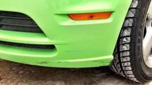 car paint shop