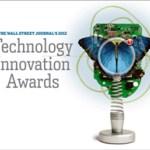Wall Street Journal Technology Innovation Award