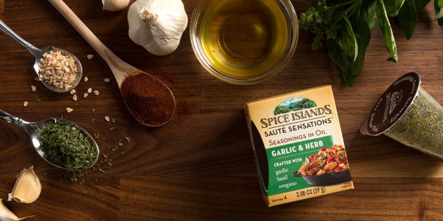 cooking is better with spice islands
