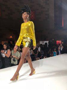 Shea Moisture Texture On The Runway 2018