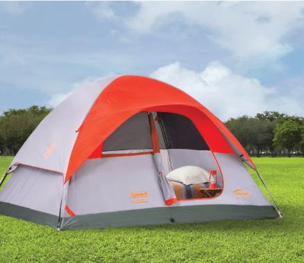 camping anniversary during quarantine