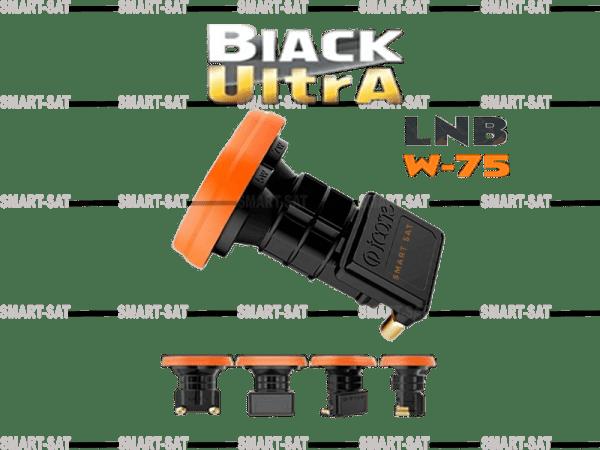 Icone Tete Black Ultra